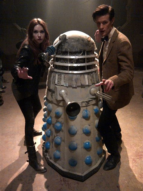 Explosive By Dalek by Doctor Who Asylum Of The Daleks The Doctor Who Site News