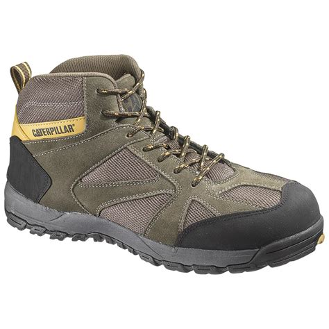 s caterpillar 174 altitude hi steel toe hiking boots