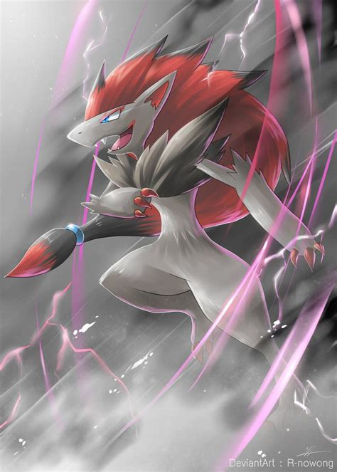 Metal Pin Zoroark 1000 images about zoroark 3 on type posters fanart and search