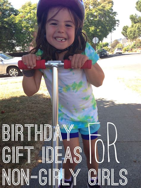 gifts for 11 year old tomboys 32 birthday gift ideas for who don t like princesses rookie