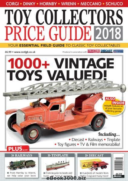 toy collectors price guide    magazine