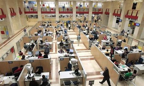 oficinas de la agencia tributaria en madrid la administraci 243 n revoluciona el alquiler de oficinas en