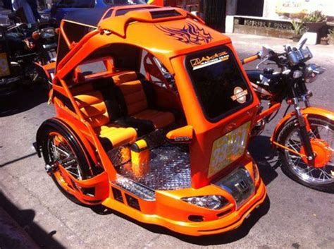 Modifikasi Vespa Becak by Ragam Sidecar Modifikasi Keren Becak Motor Modifikasi