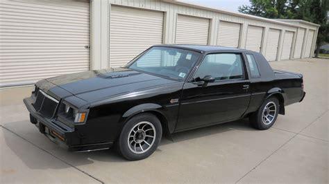 1985 buick grand national 1985 buick grand national mecum monterey 2015 t8