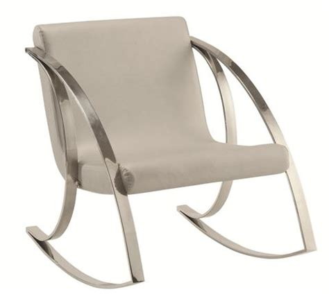 Rocking Accent Chair Modern Rocking Accent Chair Empire Furniture Home Decor