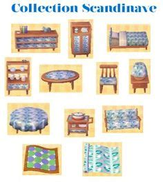 Acnl Furniture Sets by 1000 Images About Acnl Furniture Sets On Animal Crossing 3ds Animal Crossing And