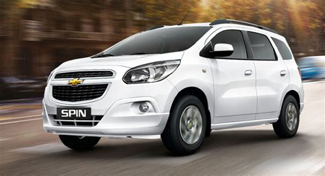 Chevrolet Spin 1 2l Lt Mt chevrolet spin 2018 philippines price specs autodeal