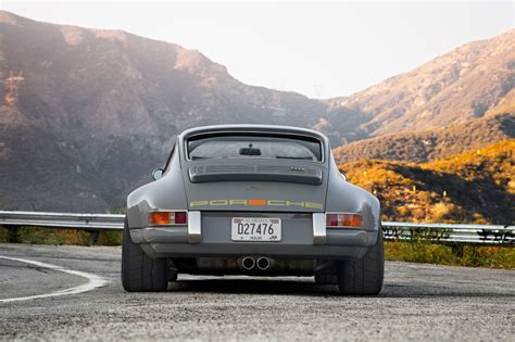 Singer 911 For Sale by Photo Gallery Driving The 1990 Porsche 911 Reimagined By