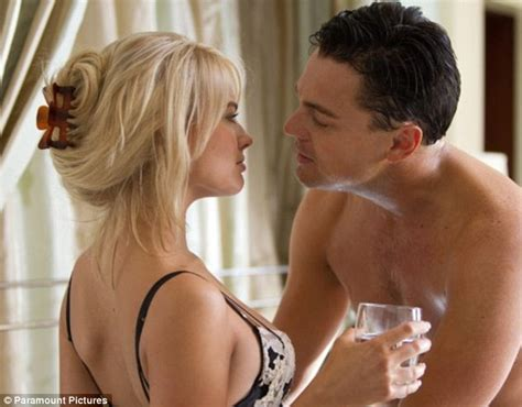 margot robbie opens up about filming naked sex scenes with leonardo dicaprio daily mail online