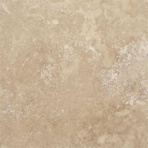premium classic beige square honed filled travertine wall floor tile