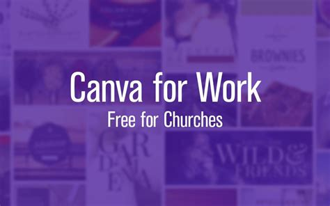 canva online website canva for nonprofit graphic design software free for churches