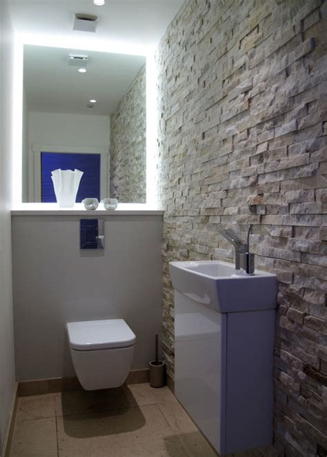 Decorating Small Bathrooms Ideas by 19 Design Ideas To Inspire Your Cloakroom