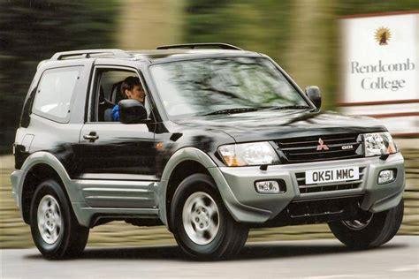 mitsubishi shogun 2000 mitsubishi shogun 1991 2000 car review rac drive