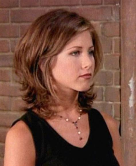 was the rachel cut with square layers rachel haircut from friends places to visit pinterest