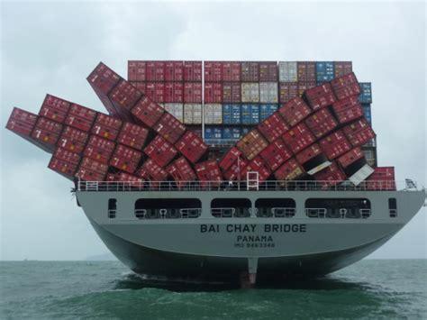cargo ships fail core
