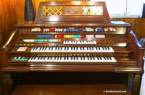 wurlitzer  theatre organ