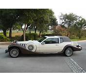 This Is A Factory Built Neo Classic By Motor Carriage In