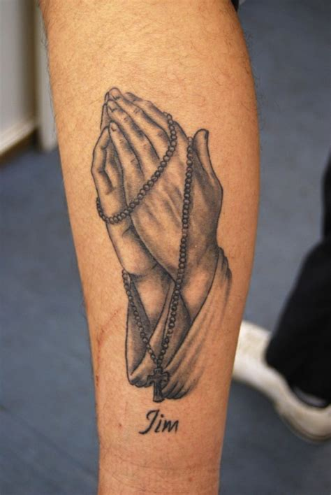 25 greatest praying hands tattoos pictures creativevore