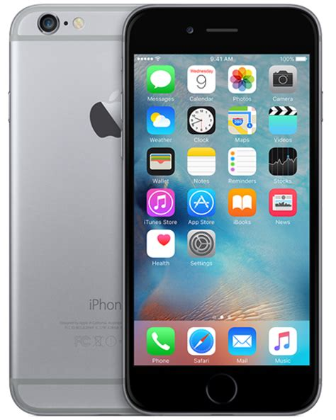 buy iphone 6 16gb space grey in excellent condition