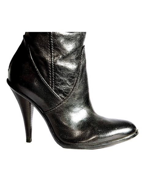 shop bcbg maxazria thigh high leather boots sabrina s closet