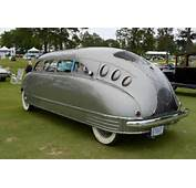 Unique US Automobile From The 1930 1940s Stout Scarab Was