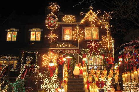crazy house paris tx america s best streets for christmas lights huffpost