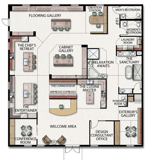 designer floor plans design studio floorplan