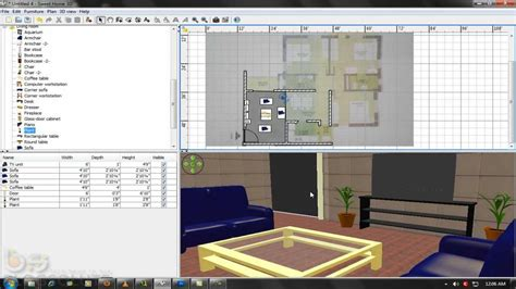 3d home design software tutorial build home and design interiors in 3d sweet home 3d