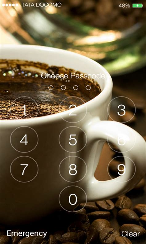 coffee wallpaper android amazon com coffee lockscreen wallpaper appstore for android