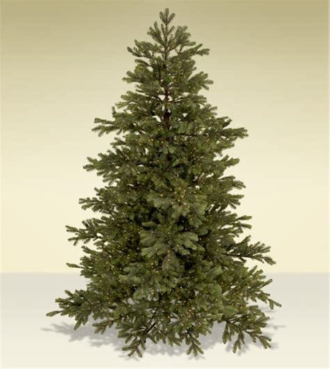 the enchanted white spruce artificial christmas trees