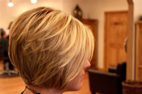 layered concave concave bob haircut back view pictures best hairstyle and