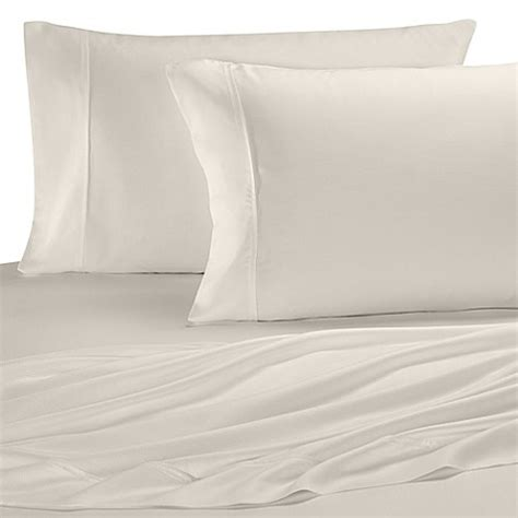 eucalyptus abripedic tencel soft cool sheet collection eucalyptus origins tencel 174 lyocell sheet set bed bath