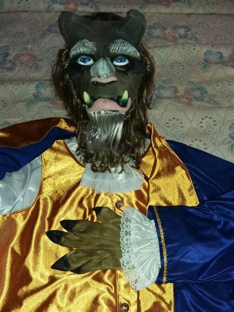 la e la bestia disney completo disfraz bestia para adulto y bestia disney 2 800