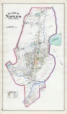 ontario county   york historical atlas
