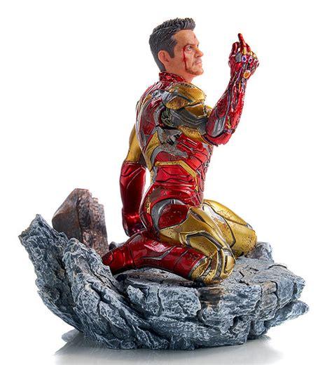 iron studios iron man endgame statue order