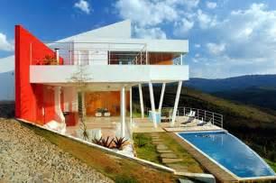 contemporary mountain home plans modern mountain home design by ulisses morato freshome com