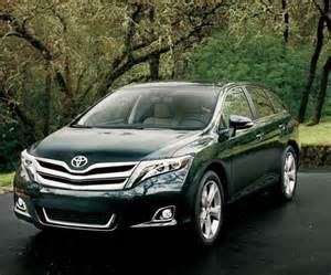 Toyota Versa Will The New 2017 Toyota Venza Come Back In Production