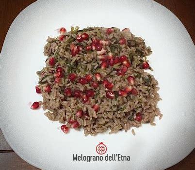 il melograno in cucina succo di melograno etna in cucina melograno dell etna