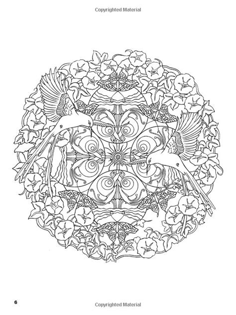 nature mandalas coloring book nature mandalas coloring book dover coloring