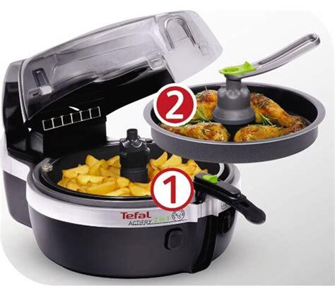 B1703 2in1 Black 1 buy tefal yv960140 actifry 2in1 fryer black free delivery currys
