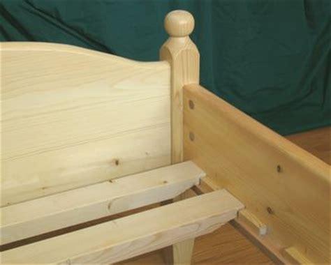 building a bed frame