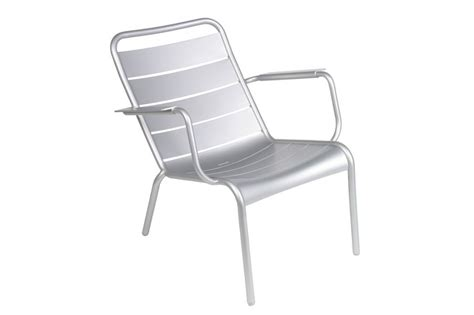 le fermob 1308 fauteuil bas luxembourg fermob