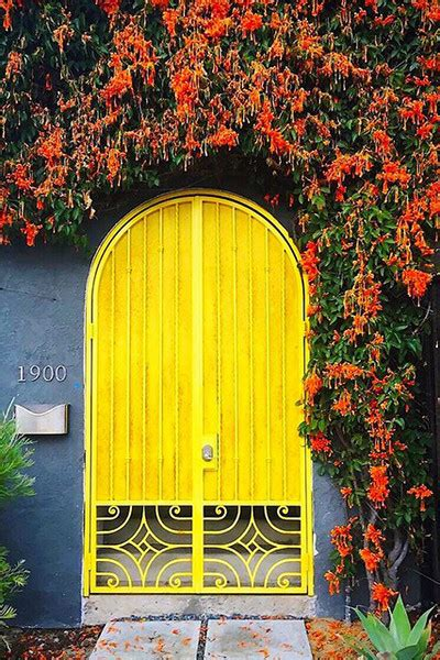 colorful doors colorful doors pinterest predicts the top home trends of