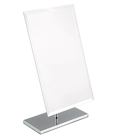 bathroom free standing mirror west one bathrooms free standing large rectangular