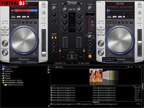 download themes virtual dj perlmentor com mixlab virtual dj skin download free