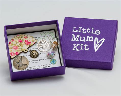 gift ideas for mums personalised kit by fromlucy