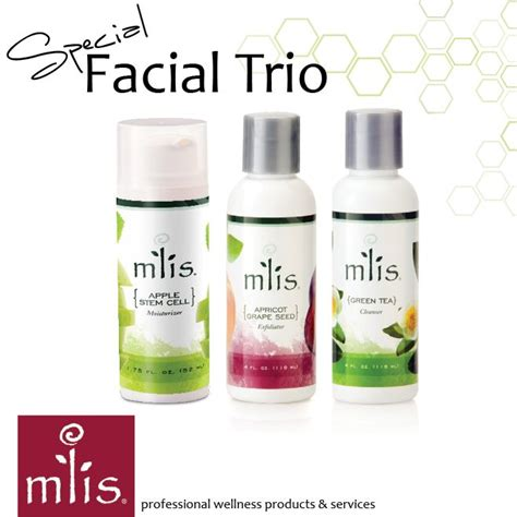 Detox With Mlis by Try Our M Lis Special The M Lis Green Tea Cleanser Apple