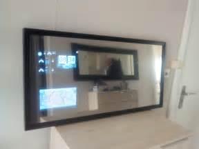 fabrication d un miroir connect 233 domotique technoseb27