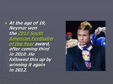 Biography En Ingles De Neymar | neymar da silva santos j 250 nior