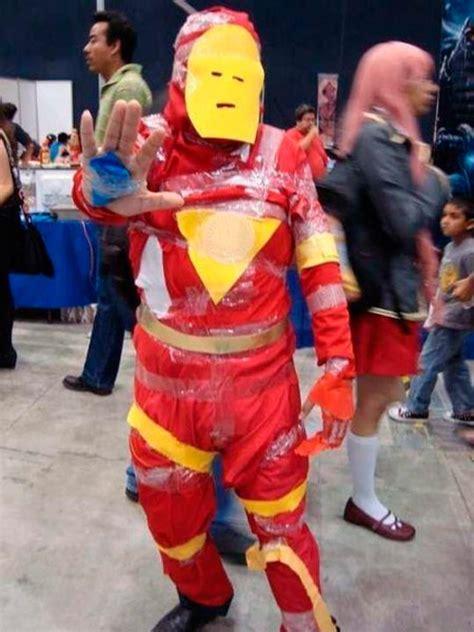 iron man cosplay budget budget geekologie